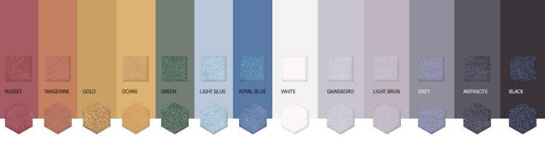 Stoneglass Palette