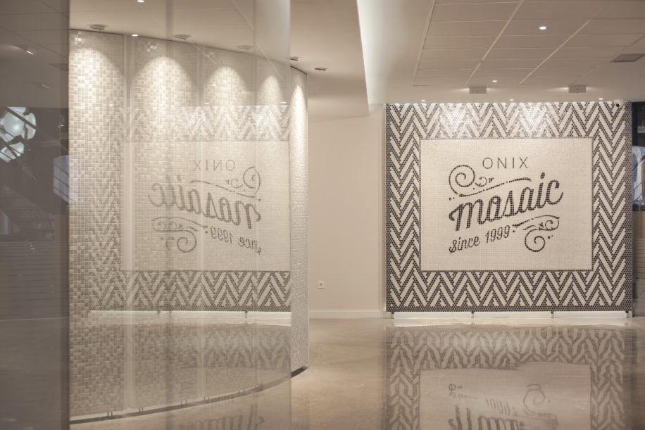 Showroom Cerámica Onix Mosaico