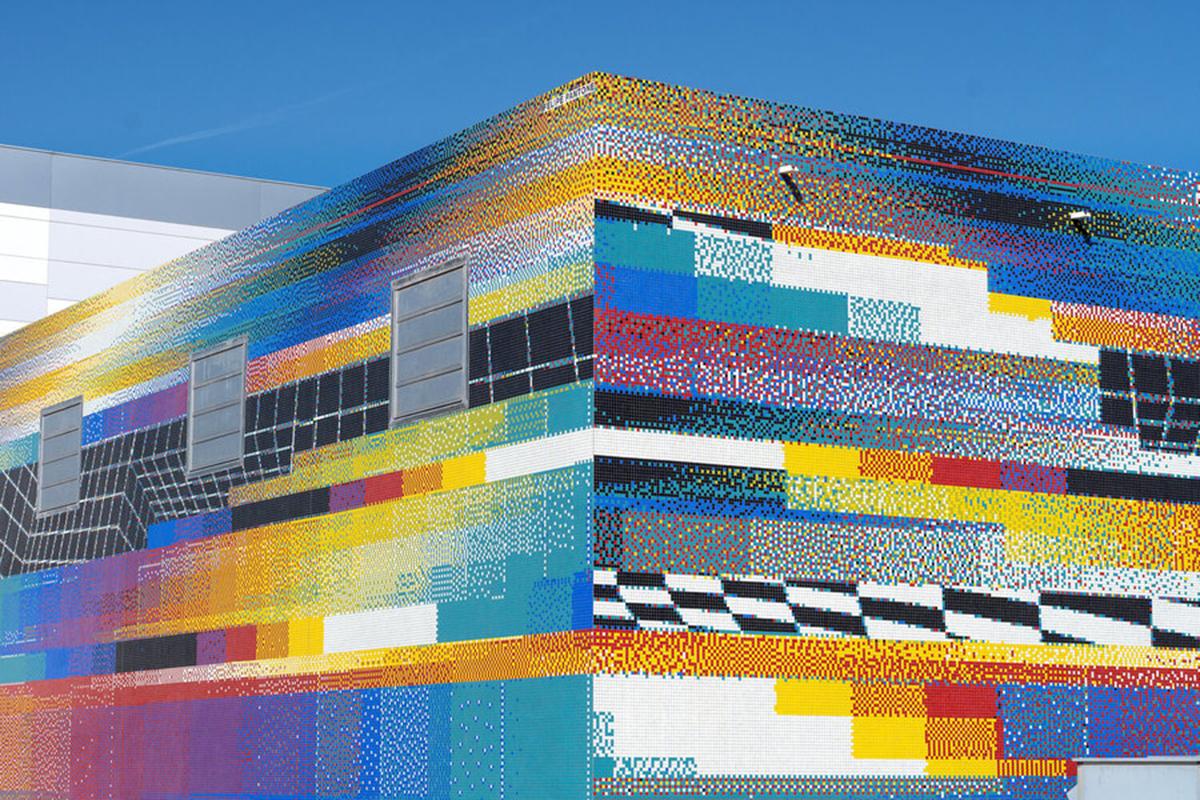 Pixel art Felipe Pantone