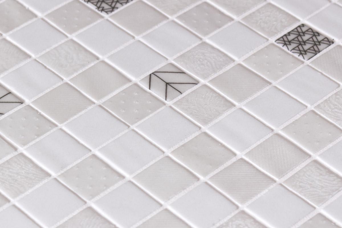 mosaico con platino - platinum mosaic