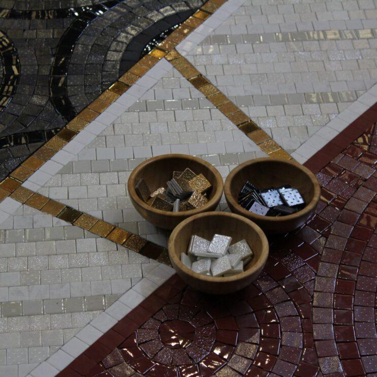 artistic mosaic - mosaico artistico - mosaico personalizado