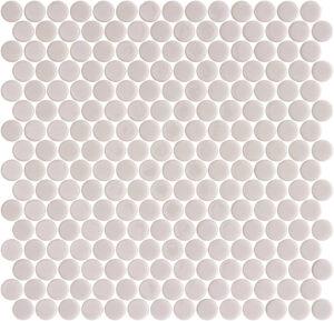 Mosaico Penny Taupe Matte Shiny de Onix®